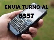 Subcurbano-Turnos SMS